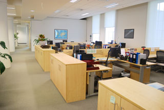 Office Refurbishments Greater London